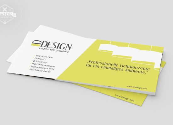 Flyer Design - L2i.de - The Listen-To-It Network