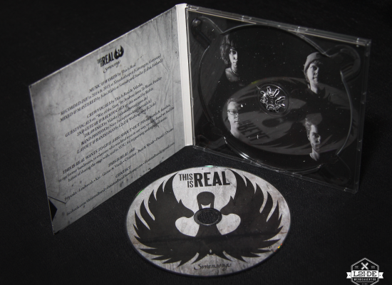 THIS IS REAL | Digital-Pack CD Artwork - L2i.de - The Listen-To-It Network