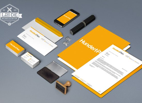 HUNDERTPLAN | Branding Design - L2i.de - The Listen-To-It Network