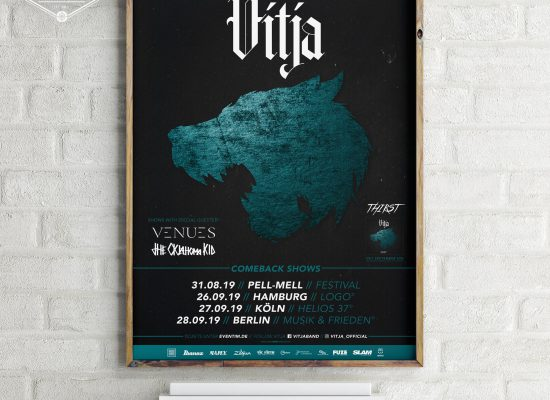 VITJA | Tour 2019 - L2i.de - The Listen-To-It Network