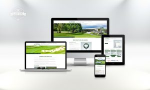 Website Golfclub Bad Eilsen